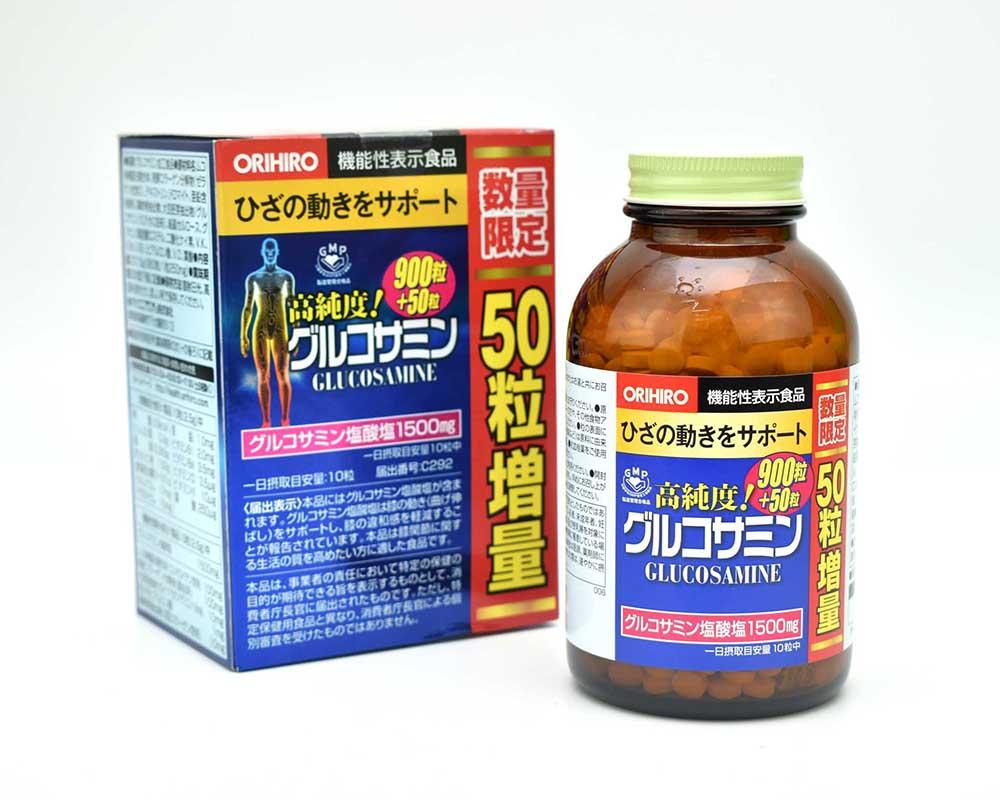 vien-uong-ho-tro-xuong-khop-glucosamine-orihiro-nhat-ban-1