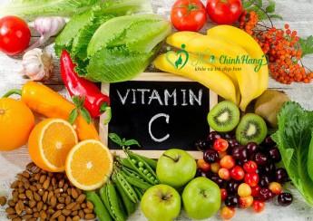uong vitamin c co tac dung gi