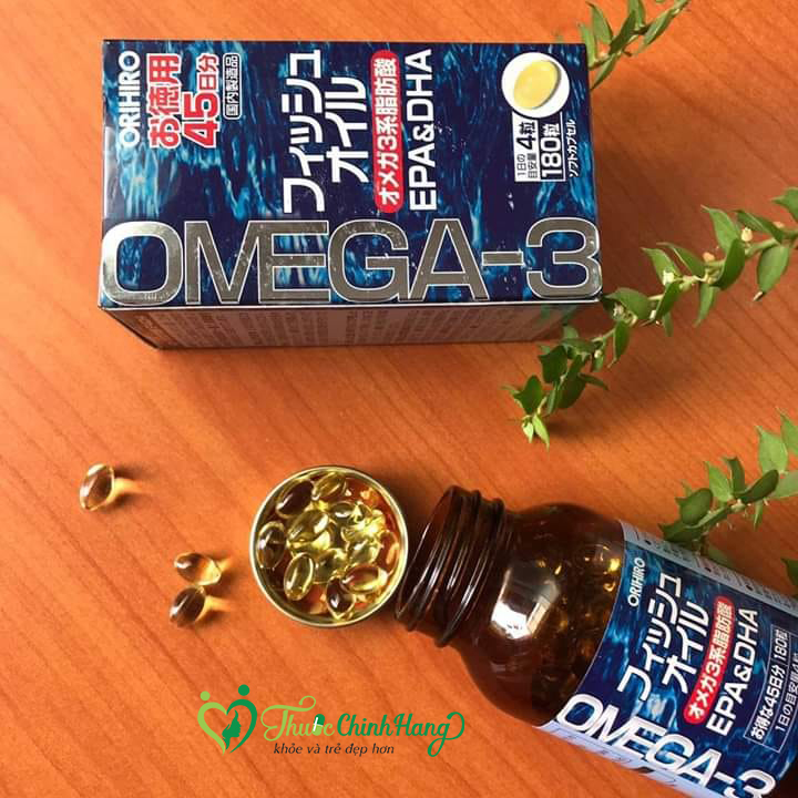 do tuoi nao nen uong omega 3