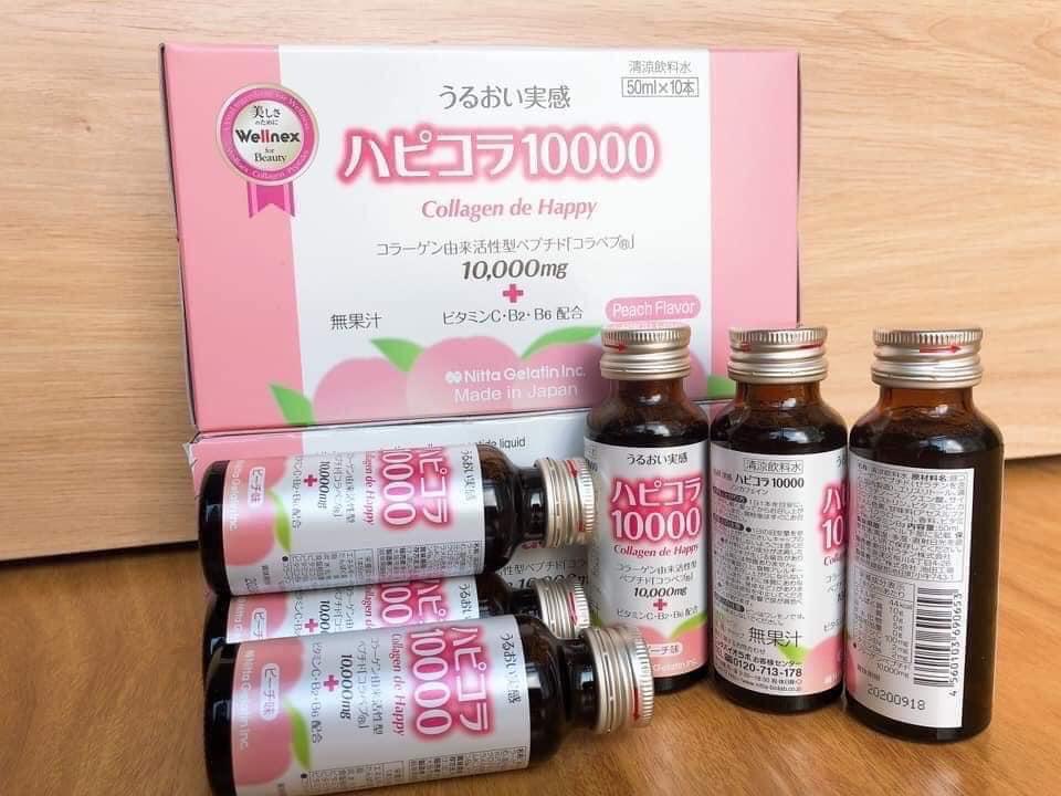 uong-collagen-de-happy-10000mcg