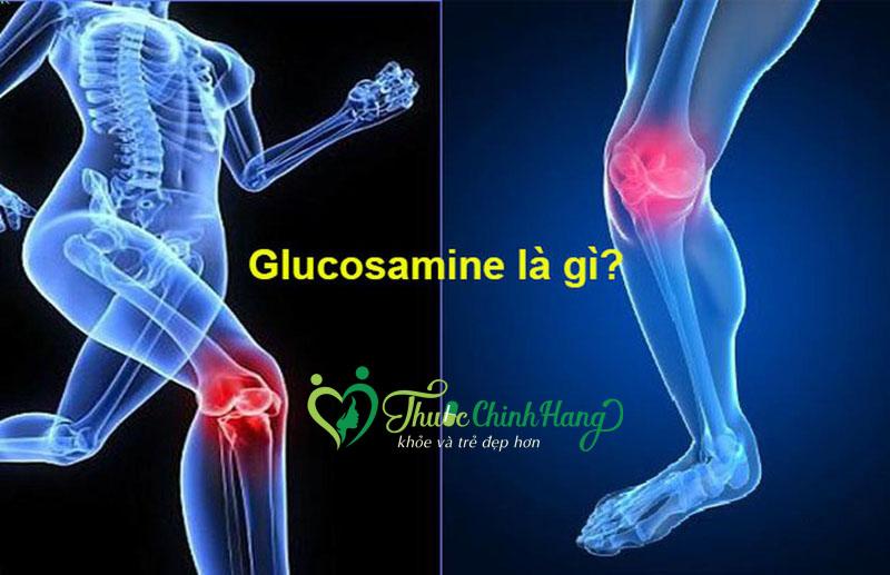 Glucosamine la gi