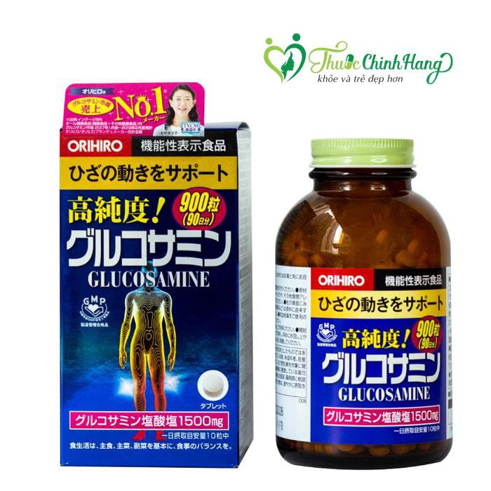 glucosamine co cong dung gi